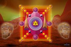 Soul Sacred Geometry art