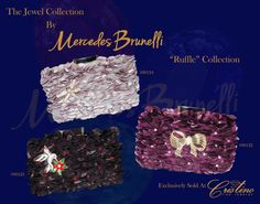 Embrace Your inner Jewel with an evening clutch by Mercedes Brunelli designed especially for Cristino Fine Jewelry. This Collection is unique and elegant and is the perfect addition to every women's wardrobe. Evening Clutches, Every Woman, Fine Jewelry, Jewels, Elegant, Unique, Collection, Design, Women