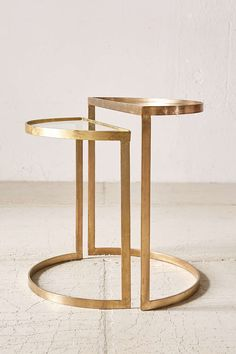 Caroline Nesting Side Tables - Liked @ www.homescapes-sd.com #sidetable