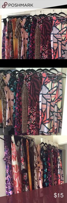Ladies dresses Ladies dresses. Great condition. From Macy's and Kohl's. $15 each. Dresses High Low