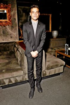 17 Times Rami Malek Proved He's Mastered Grown-Up Style