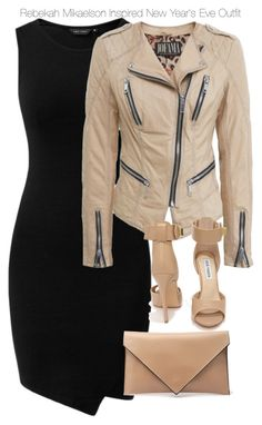 """""""The Originals - Rebekah Mikaelson Inspired New Year's Eve Outfit"""" by staystronng ❤ liked on Polyvore"""