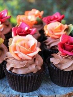 Top Wedding Cupcakes - Cake Central - Top Cake Selections by Smokey Dragon