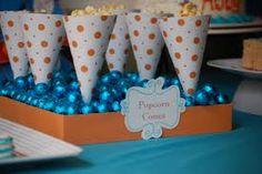 popcorn cones - Google Search
