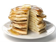Diner-Style Pancakes recipe from Food Network Kitchen via Food Network
