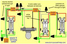 Way Switch Light Center - Wiring Diagrams on