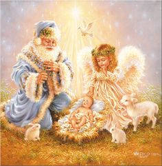 Dona Gelsinger (American)  Christmas Miracle