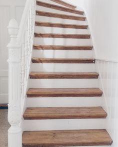Mooie trap in jaren 30 huis