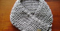 CUELLOS: Bufandas cortas The Cowls are fashinable now. They are short scarves or neckwarmers. The hug the neck and keep it warm. Están...