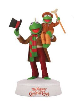 2017 Hallmark Muppets ornament