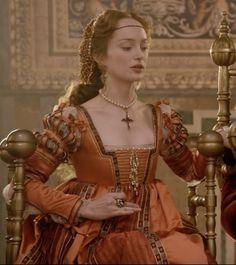 "Giulia Farnese - The Borgias ""Lucrezia's Wedding"""