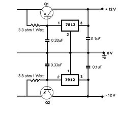 Incubator Temperature Controller Circuit using LM35 IC