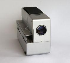 Braun D 45 slide projector by Dieter Rams and Robert Oberheim, 1965