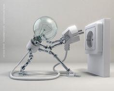 Iluminación Auto- Renders