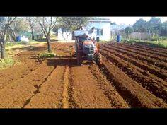 Sembrando patatas  con el kubota b1610 World, Outdoor, Potatoes, Outdoors, Outdoor Living, Garden, Peace, The World