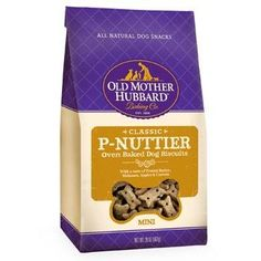 Old Mother Hubbard Classic Oven Baked Dog Biscuits 20 oz. Mini Peanut Butter > Remarkable product available now. : Dog treats