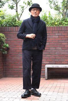 菊池武夫さん | 松尾 健太郎 / Kentaro Matsuo | BLOG | B.R.ONLINE