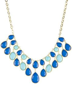 Ashleigh Necklace by Chloe and Theodora on @HauteLook