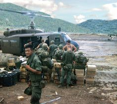 May 5-17, 1967     Operation DAYTON begins. The 173d Airborne Brigade sent the 1/503 and 2/503 on this 12 day mission to search for the VC 274th and 275th Main Force Regiments in the May Tao Secret Zone of Phuoc Tuy Province. The Sky Soldiers maintained sporadic contact with the enemy. No major engagements occurred but they did find a large number of abandoned base camps and scattered bunkers throughout the AO.