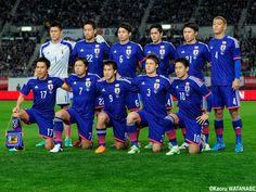 Japan National Team KIRIN CHALLENGE CUP Japan vs. Australia #Soccer