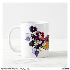 My Flowers Mug