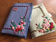 Bullion Embroidery, Hand Embroidery Projects, Hand Embroidery Videos, Embroidery Flowers Pattern, Embroidery On Clothes, Embroidery Bags, Simple Embroidery, Hand Embroidery Stitches, Embroidery Hoop Art