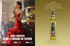 Un anuncio del 2011 de La Española en Brasil. #LaEspanolaPorElMundo #AceiteDeOliva #Brasil