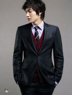 Lee Min Ho for 2010 Trugen Fall Collection Lee Min Ho, Kpop Fashion, Love Fashion, Korean Fashion, Guy Fashion, Lee Hyun, Lee Sung Kyung, Suits Korean, Korean Men