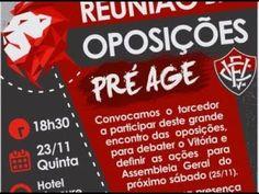 De olho na AGE, grupos de oposição do Vitória marcam encontro