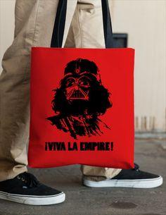 Viva La Empire Tote by Vincent Carrozza