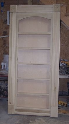Hide A Door Gallery page. Displays secret, hidden doors that other customers have had built. The hidden doors are shown both installed and uninstalled, finished and unfinished. Victorian House Interiors, Victorian Homes, Secret Room Doors, Secret Compartment Furniture, Security Room, Hidden Doors, Gun Rooms, Ninja Weapons, Twin Lakes