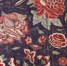 11 March - 10 September 2017, Chintz: Cotton in Bloom, Leeuwarden, Netherlands - Natural Dyes