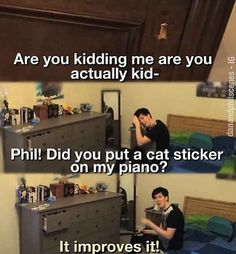 Community Post: Times Danisnotonfire And AmazingPhil Have Shown The True Meaning…