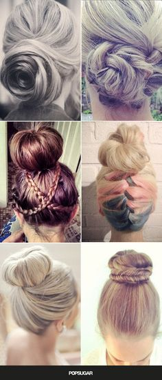 You've Got to See These Breathtaking Buns Spotted on Instagram