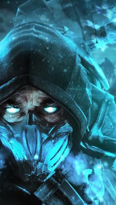 Sub-Zero Mortal Kombat 11 Sub Zero Mortal Kombat, Game Artwork, Pics, King Of Fighters, Fighter, Game Character, Pictures, Comics, Manga Eyes