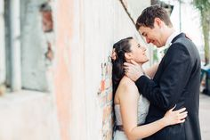 Brienne & Sam's destination New Orleans wedding at Race + Religious by Maile Lani. #weddingplanner #southernwedding #springwedding #nolawedding #weddingideas #weddinginspiration #neworleanswedding