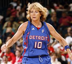 "Nancy Lieberman, ""Lady Magic"" - The only woman to play in a men's professional sport's league - the USBL.  In addition, Nancy was a member of the Washington Generals, the perennial foe of the Harlem Globetrotters.  She  was the first woman to coach a professional men's basketball team, the Texas Legends of the NBA Development League. ."