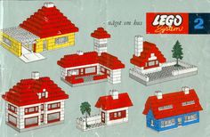 Old school Lego.