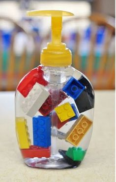 Legotvål :-)