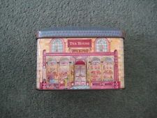 Ian Logan Associates Ltd Tea House Tin. Museum of London. Vintage.