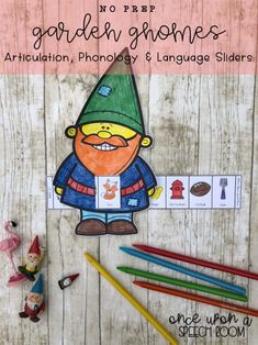Are you looking for a fun Spring speech therapy activity for kids? Articulation and Phonology Sliders are definitely an entertaining … Articulation Activities, Speech Therapy Activities, Language Activities, Preschool Activities, Articulation Therapy, Preschool Speech Therapy, Play Therapy Techniques, Speech And Language, Speech Room
