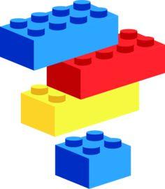 Lego Bricks clip art - vector clip art online, royalty free & public domain