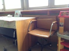 We will provide modern, appropriate furniture for a child to use!
