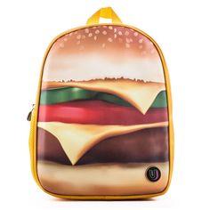 Urban Junk 'Burger' rugtas | Olliewood