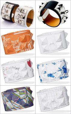 Six Paper PDF Hermes Collier de Chien Cuffs