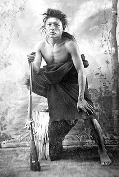 Cree: Little Bean, Chief of the Crees