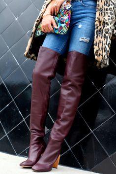 Boots: Charkviani for Lucas Nascimento