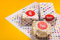 Burger&Love on Packaging of the World - Creative Package Design Gallery