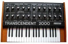 Vintage Synth Explorer   Powertran Transcendent 2000