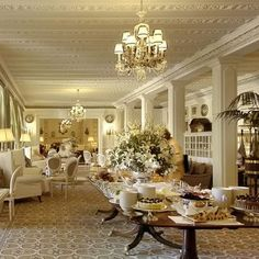High tea at Mount Nelson is absolutely splendid | Cape Town